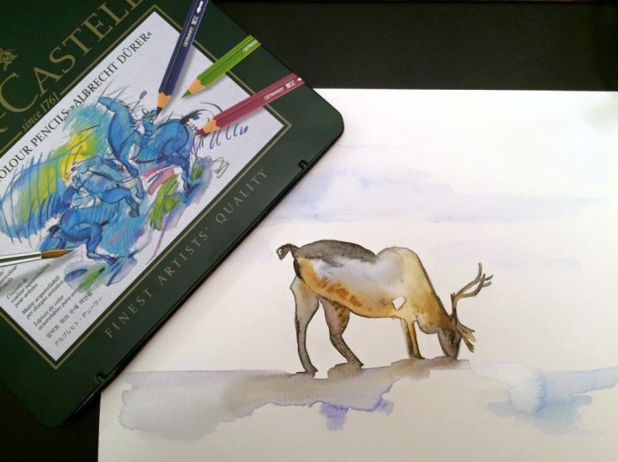day-2-faber-castell-watercolour-pencils-2